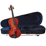 Anton Breton AB-05 1/2 Size Violin Outfit,Traditional Red