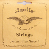 Aquila New Nylgut® Ukulele Strings | Concert Low G (AQCLG)