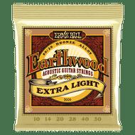 Ernie Ball Earthwood 80/20 Bronze Alloy 10-50 Extra Light (B2006)
