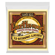 Ernie Ball Earthwood 80/20 Bronze Alloy 09 -46 Light 12-String (B2010)