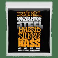 Ernie Ball Bass Slinky Stainless Steel Hybrid 45-105 (B2843)