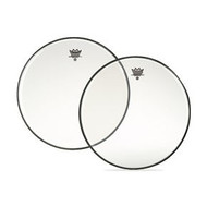 Remo Ambassador Clear Drum Head - 18 Inch