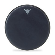 Remo Black Suede Ambassador Batter Drumhead, 14-inch