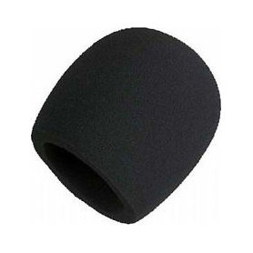 Performance Plus Ball Style Microphone Windscreen Black (BK1)