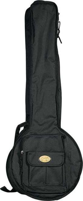 Superior Trailpak II 5-string Resonator Banjo Gig Bag (C269) Front