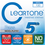 Cleartone Nickel-Plated Bass 130 Fifth