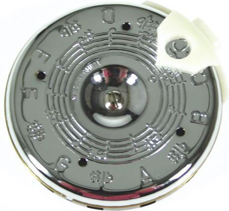 Becker Chromatc Pitch Pipe C-C (CP1)