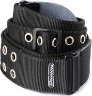 Dunlop Classic Strap Black Grommet (D38-19BK)