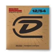 Dunlop 80/20 Bronze 12-54 Light (DAB1254)