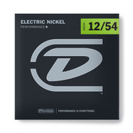 Dunlop Electric Nickel Performance+ 12/54 Heavy (DEN1254) Package Front