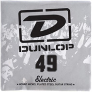 Dunlop 49 Electric Wound Nickel Plated Steel Guitar String (DEN49)