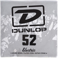 Dunlop 52 Electric Wound Nickel Plated Steel Guitar String (DEN52)