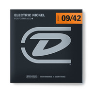 Dunlop Electric Nickel Performance+ 09/42 Extra Light (DEN942) Package Front