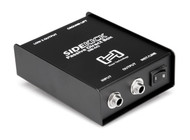 Hosa Sidekick Passive DI Box (DIB-443) Product Front view