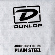 Single Dunlop Plain Steel .009 DPS09