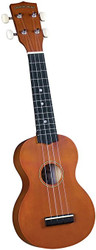 Diamond Head DU-150 Soprano Ukulele Mahogany Brown