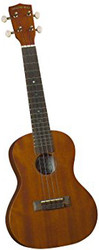 Diamond Head DU-200C Deluxe Natural Mahogany Concert Ukulele FRONT