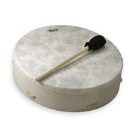 "REMO Drum, Buffalo, 10"" Diameter, 3.5"" Depth, Standard"
