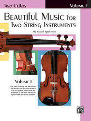 Beautiful Music For Two String Instruments, Book I 1