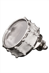 Snare Drum Pin - Whit