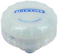 Fireballz Vibration Sensitive LED Cymbal Nut Brilliant Blue (FX14BL)