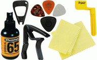 Dunlop GA20 Acoustic Guitar Accessory Pack (GA20)