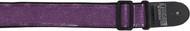 Fort Bryan Galaxy Guitar Strap Purple