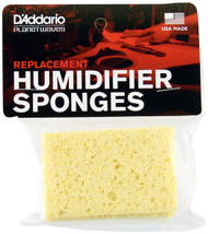 Planet Waves Acoustic Guitar Humidifier Replacement Sponges, 3 Pac