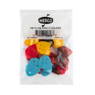 Herco Thumbpicks Flat Light 24 Picks (HE111)