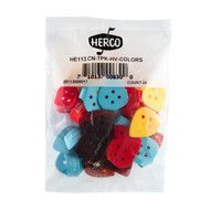 Herco Thumbpicks Flat Heavy 24 Picks (HE113)