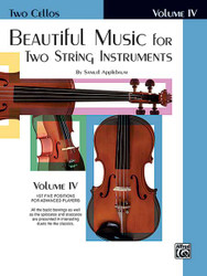 Beautiful Music For Two String Instruments, Book Iv 1