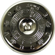 Kratt Master Key Chromatic Pitch Pipe (F to F) (MK1)