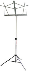 Stageline Music Stand - Nickel (MS2NK)
