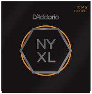 D'Addario NYXLNickel Round Wound Electric 10|46 (NYXL1046) Front of Package