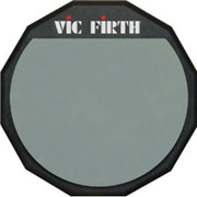 Vic Firth Practice Pad Single Sided 12""
