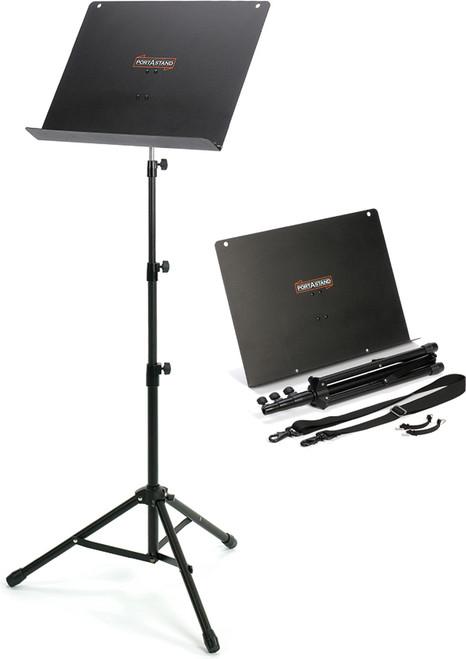 LPD Music PAS-MIN Portable Music Stand, Portastand Minstrel