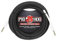 "25' Pig Hog PH25 Tour Grade Instrument Cable 1/4"" - 1/4"" 8mm (PH25)"