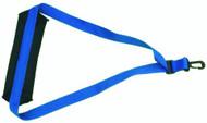 Fort Bryan ATS17 Bryan Padded Sax Strap, 05 Blue (PSX2BU)