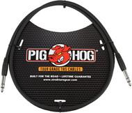 03' Strukture Pig Hog 1/4 TRS Cable