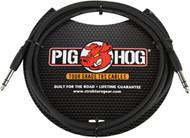 """06' Strukture Pig Hog 1/4"""" TRS Cable"""