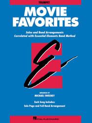 Essential Elements Movie Favorites, Bb Trumpet
