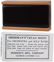 Sherman's Bow Rosin Cello (SR2)