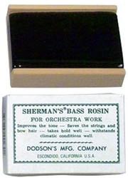 Sherman's Bow Rosin Bass (SR3)