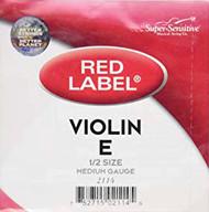 Super Sensitive 1/2 Violin E String 2114 (SS211*O1/2)