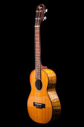 Ohana Tenor Ukulele Solid Cedar and Willow (TK50WG)