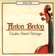 Anton Breton VNS-149 Standard Violin Strings - 4/4 Size (VNS149)