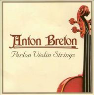 Anton Breton VNS-150 Perlon Violin Strings - 4/4 Size (VNS150)