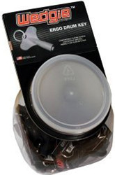 Drum Key Wedgie Black Tub of 25 (WDK025-B)