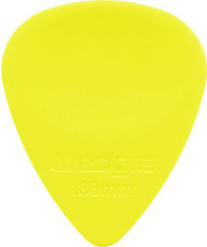 Wedgie Delrin EX 0.73mm 12-Pack Yellow