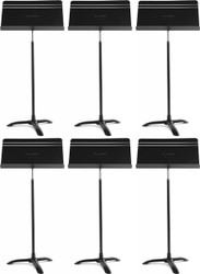Manhasset Music Stand | Symphony 6-Pack